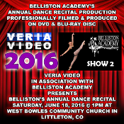 Belliston Academy of Ballet - Belliston Recital 2016 - Show #2