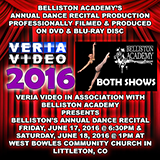 Belliston Academy of Ballet - Belliston Recital 2015 - 2 Show Set