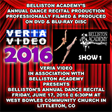 Belliston Academy of Ballet - Belliston Recital 2016 - Show #1