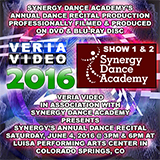 Synergy Dance Academy Recital 2016 - Shows 1 & 2