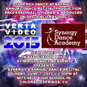 Synergy Dance Academy Recital 2015
