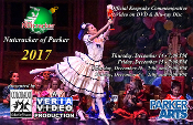 Nutcracker of Parker 2017 on Blu-Ray Disc & DVD