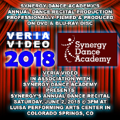 Synergy Dance Academy Recital 2018