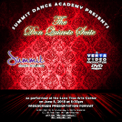 "Summit Dance Academy - Recital 2018 - ""Don Quixote Ballet"""