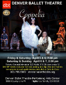 Denver Ballet Theatre Coppelia 2019