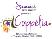 Summit Dance Academy Recital 2019 / Coppelia