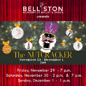 Belliston Ballet Nutcracker 2017