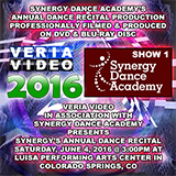 Synergy Dance Academy Recital 2016 - Show 1